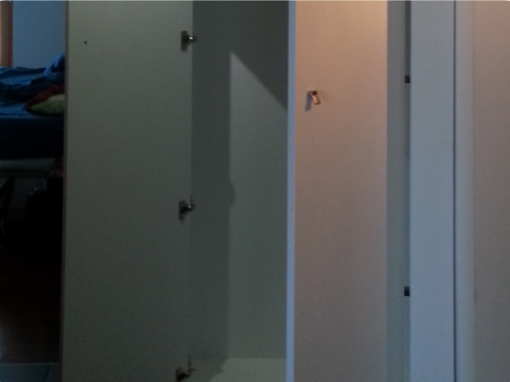 armadio ripostiglio